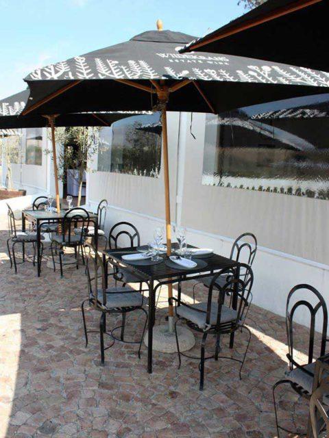 Forage Restaurant at Wildekrans - Relaxed & elegant