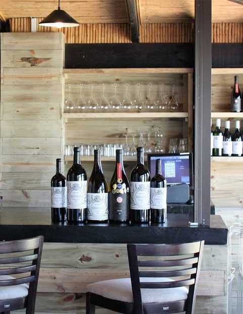 Forage Restaurant at Wildekrans - Award Wining Wine Selection