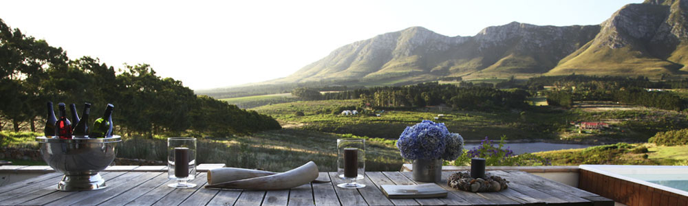 The Lodge at Sumaridge - Hemel and Aarde Valley